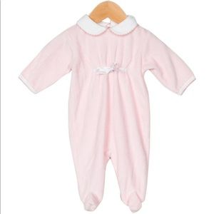 Ralph Lauren Baby Girl Footie